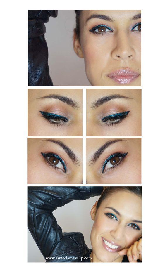 ¡Ponle un poco de chispa a la noche!  #blog #SaraCela #beauty #makeup #maquillaje #belleza #Good2b #lifestyle