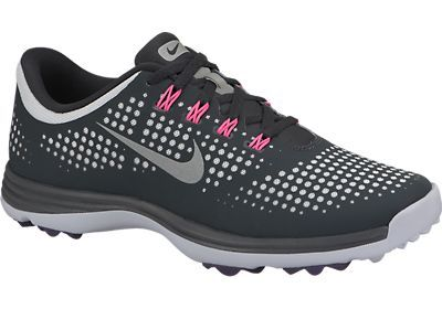 Introducing a modern craft design blended with lightweight comfort and stability in Nike Ladies Lunar Empress Golf Shoes! #lorisgolfshoppe