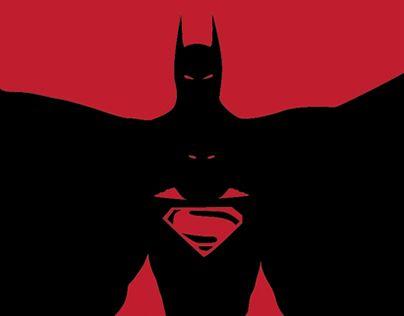Super Hero Minimalist Posters
