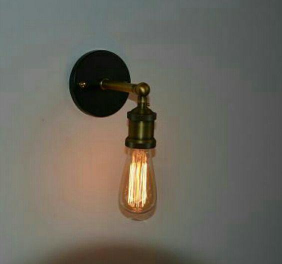 Bar counter wall lamp