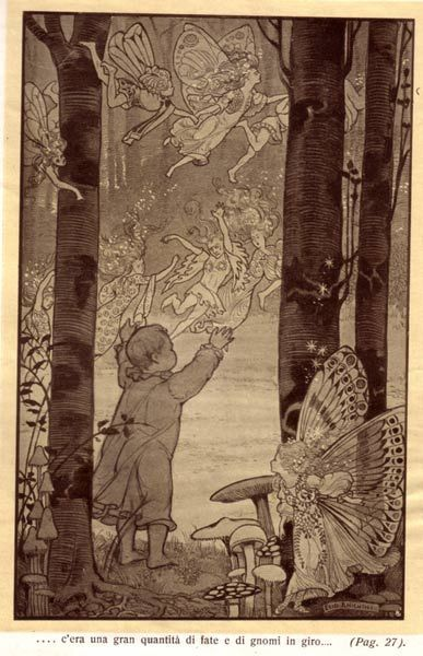 Ezio Anichini, Peter Pan