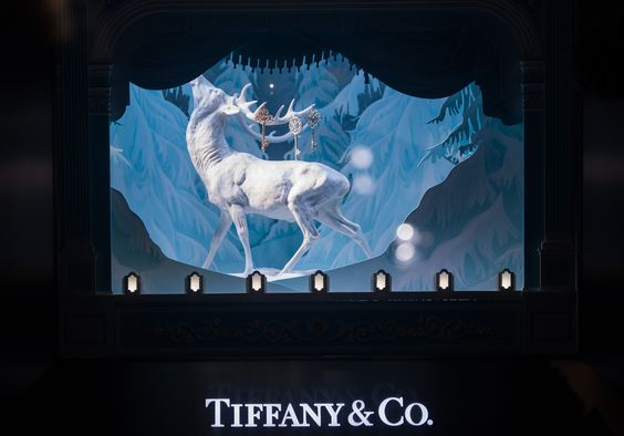Tiffany & Co. Christmas Window