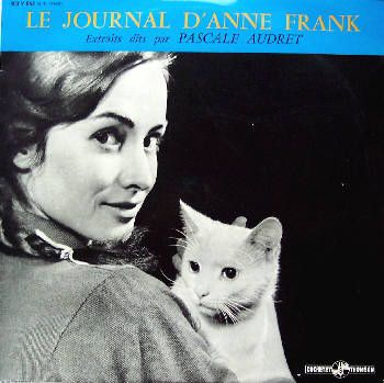 Pascale Audret : Le Journal d'Anne Frank 1958