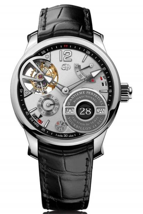 Greubel Forsey QP a Equation Ref. P556