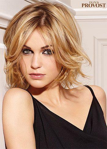 Magnificent Golden Blonde Golden Blonde Highlights And Layered Hair On Pinterest Short Hairstyles Gunalazisus