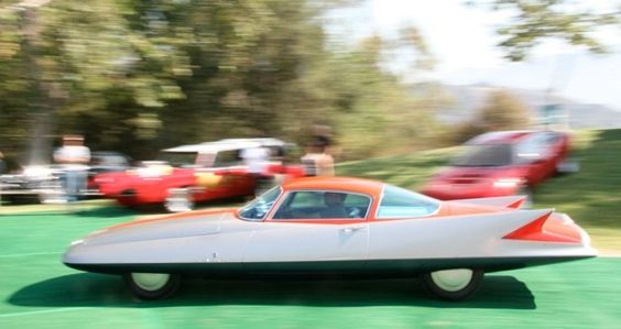 New Petersen Museum exhibit features early 'aerodynamic' cars
