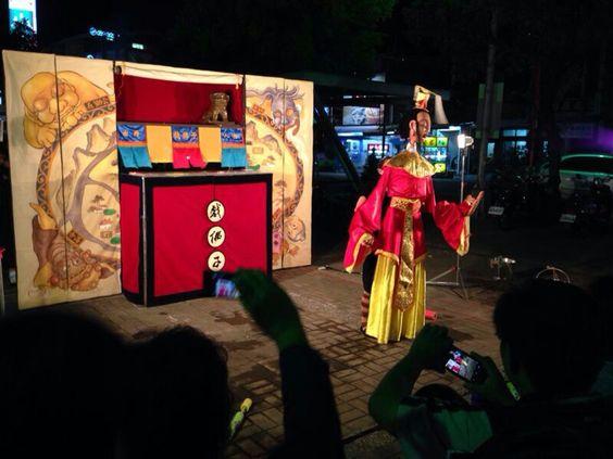 2013台灣戲偶子劇團-石獅公  神像角色