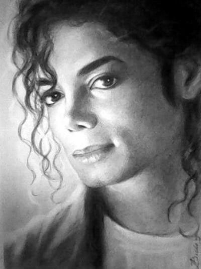 Beautiful pencil sketch.. | Michael Jackson ...  Beautiful penci...