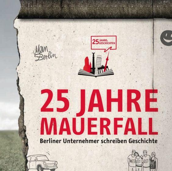 Unternehmer unternehmen etwas - und die 25 Unternehmer in diesem Buch haben alle etwas in Zusammenhang mit dem Mauerfall unternommen. Sehr lesenswerte kurze Geschichten über Start-Ups und Traditionsunternehmen - und über Unternehmen, die nach der Wende neu nach Berlin kamen.