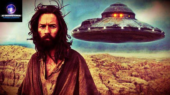 Jesús Era un Ser Extraterrestre