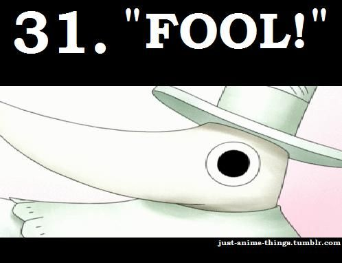 Basically the only quote from Excalibur lol #anime #souleater #excalibur