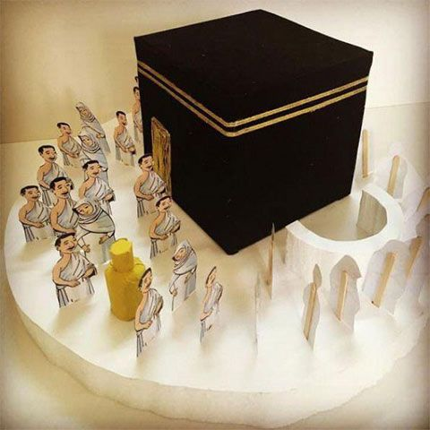 أعمال يدوية لمادة التربية الإسلامية وسائل تعليمية مبتكرة بالعربي نتعلم Cocuklar Icin Sanat Faaliyetler Ramazan