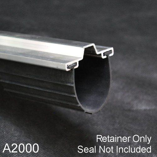 Aluminum Tongue And Grove Overhead Garage Door Bottom Seal A2000 In 2020 Garage Door Bottom Seal Garage Door Design Garage Door Weather Seal