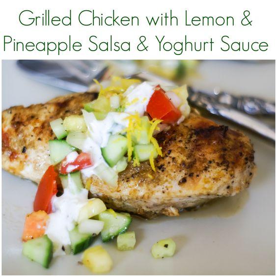 how to make salsa chicken