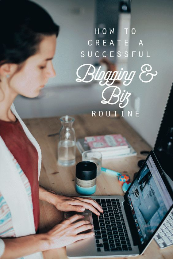 How to create a successful blogging & business routine that actually works? Got all the answers on the www.donttellanyone.net/blog! Click through for more if you're into growing bigger as well as You'd like to get a FREE planner!