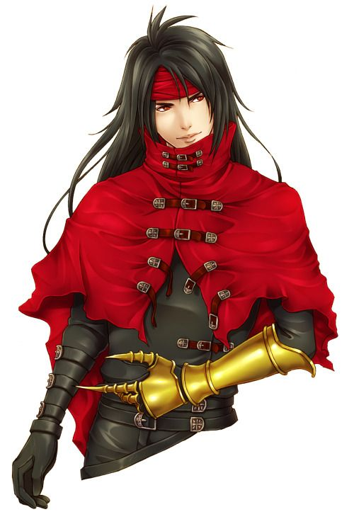 Pin By Giuliana On Final Fantasy Vincent Valentine Final Fantasy Vii Final Fantasy Vii Remake