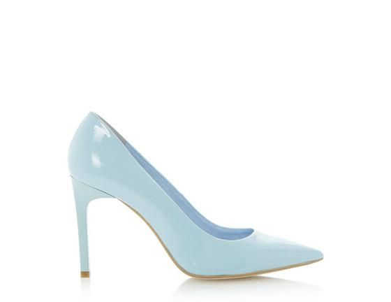DUNE LADIES ARWENN - Extreme Pointed Toe Heeled Court Shoe by Dune ...