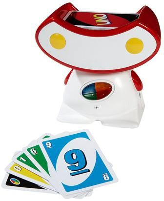 "ame Meet the Interactive ""Wild Card"" That Brings UNO® To Life! Customizable game play begins with recording each player's name and creating a totally unique ""House Rule.""     http://www.bigdoghobbies.com/product-p/mttt8220.htm    Part MTTT8220 by Mattel"