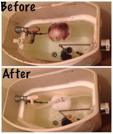大好評 トイレ汚タンク 掃除法 大公開スペシャル 掃除 壁紙 掃除 トイレ掃除