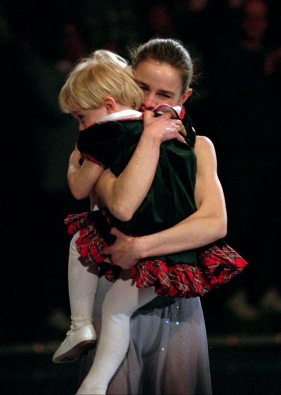 Daria Grinkova Skating ☆Ekaterina Gordeeva ...