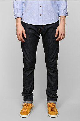 Lee Type Z KC Wet Skinny Jean