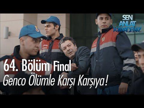Genco Olumle Karsi Karsiya Sen Anlat Karadeniz 64 Bolum Final Baseball Cards Sports Movie Posters