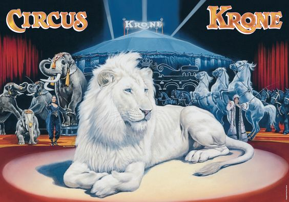 Startseite :: Circus Krone - Europas größter Circus