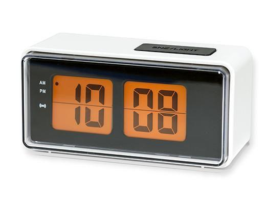 Digital Alarm Clock White Retro Alarm Clock Clock Alarm Clock