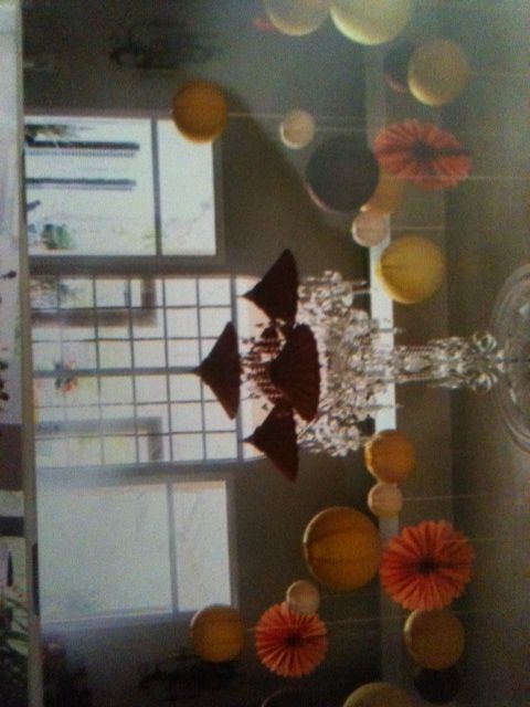 Bridal Shower Decorations 1
