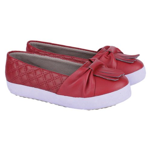 Sepatu Anak Perempuan Cra 028 Sintetik Merah 26 30 Rp Sepatu
