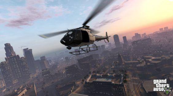 nouvelles image de Grand Theft Auto V