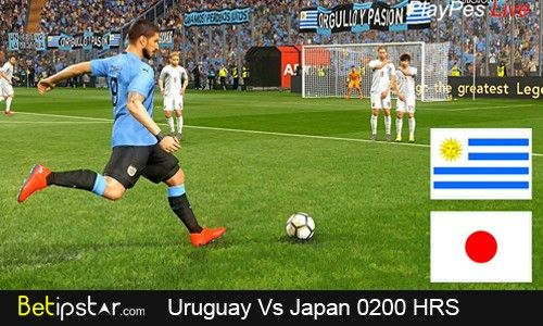 Japan vs uruguay betting tips cleeve hurdle oddschecker betting