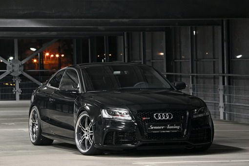 2011 Senner Tuning Audi RS5 - front side photo // #車 #CarDesgin