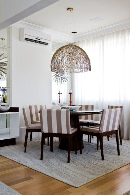 salas jantar decoradas móveis de ferro - Pesquisa Google