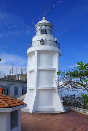Lighthouses of Southern Vietnam