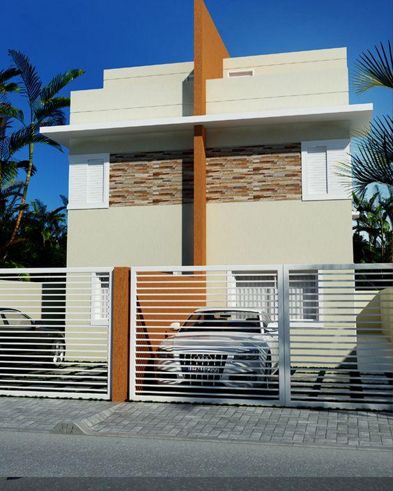 Linda casa em Itanhaém.