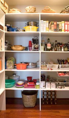 pest-proof your pantry checklist - Pest-proof your pantry with this simple cleaning checklist.