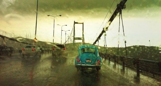 it's a rainy day in İstanbul... 19.07.2014