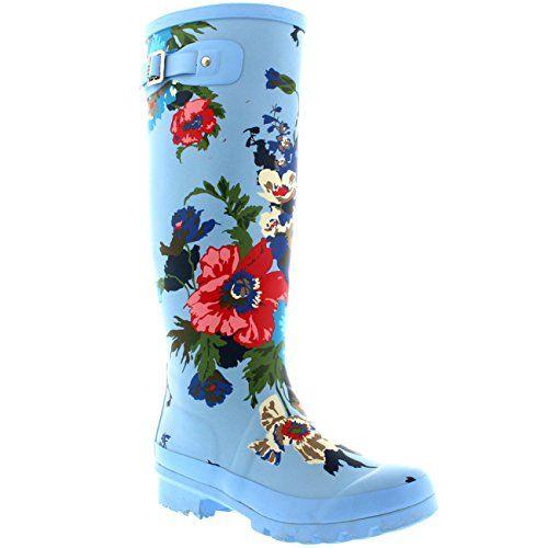 Womens Flower Print Floral Winter Snow Rain Waterproof Wellington Boots - 11 - LBL42 BL0159 Polar http://www.amazon.com/dp/B00YUTEE68/ref=cm_sw_r_pi_dp_Udi4wb0P51N49
