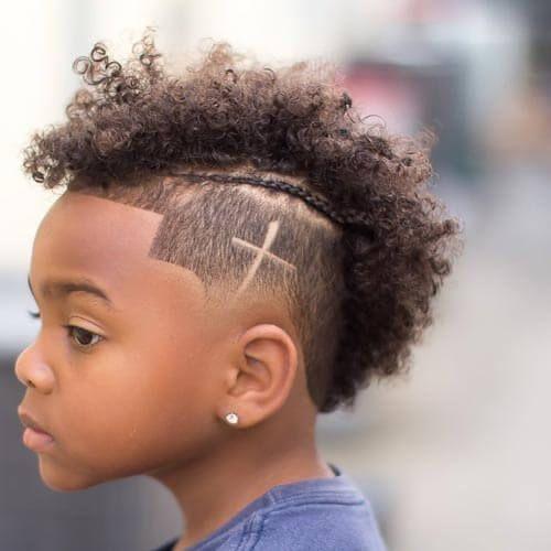 18+ Curly mohawk boys ideas in 2021