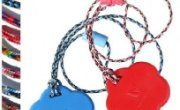 kidcompanions.com #SentioCHEWS‬ Ice Cream Duo chewable necklaces - Regular price $19.90 ♥Duo price ONLY $15.00.♥ ♥Lots of Breakaway Lanyards to choose from! https://lnkd.in/dP75fVT#sensory #ADHD