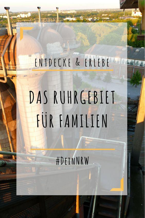 Unsere Familientipps für das Ruhrgebiet: So groß und bunt wie das Ruhrgebiet sind auch die Angebote für Familien – hier gibt es Freizeitspaß für Kinder jeden Alters, und für jedes Wetter! © Tourismus NRW e.V.