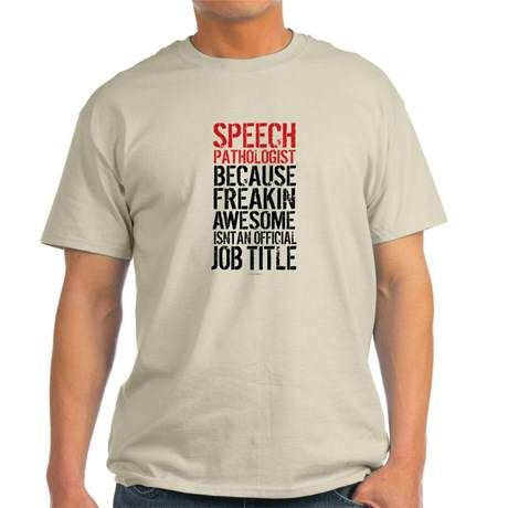 Take a look at this nice Speech Pathologist Awesome T-shirt shirt. Purchase it here http://www.albanyretro.com/speech-pathologist-awesome-t-shirt-2/ Tags:  #awesome #Pathologist #Speech