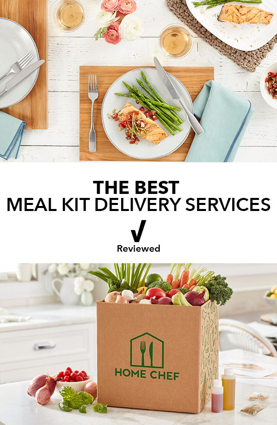 The Best Meal Kit Food Delivery Services Of 2020 Meal Kit Meal Kit Delivery Service Meals