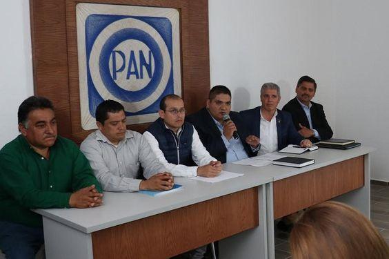 Los ocho alcaldes panistas han posicionado a sus demarcaciones como municipios…