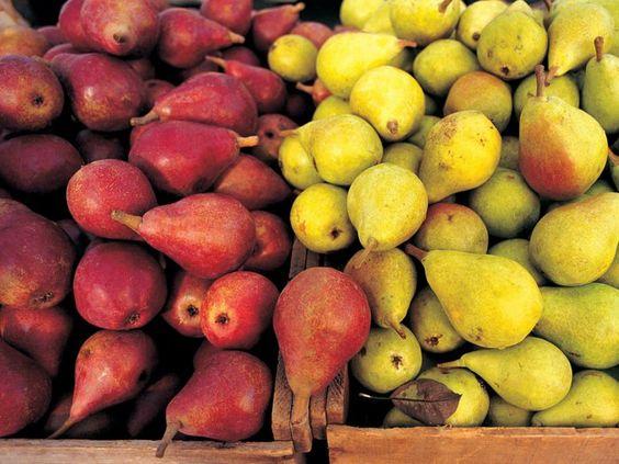 birnen obst der saison lebe gesund