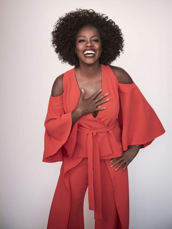 Viola Davis: entrevista exclusiva para a Vogue Portugal