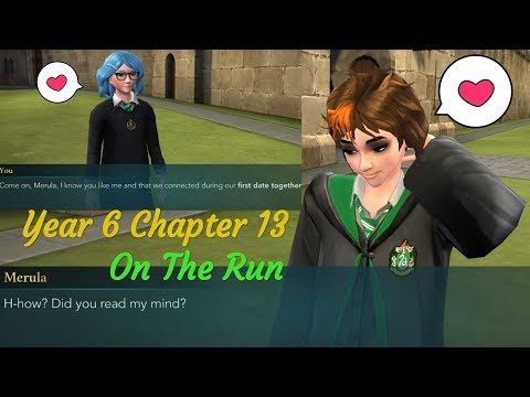 Year 6 Chapter 13 On The Run Harry Potter Hogwarts Mystery Youtube Hogwarts Mystery Hogwarts Chapter 13