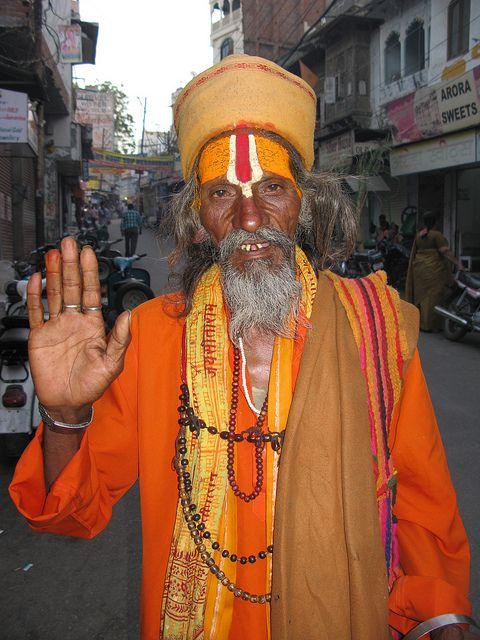 Saludos de Santón #PERIPLOS en #India #viajes