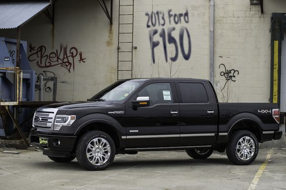 Ford's 2013 F150 is Ready When You Are